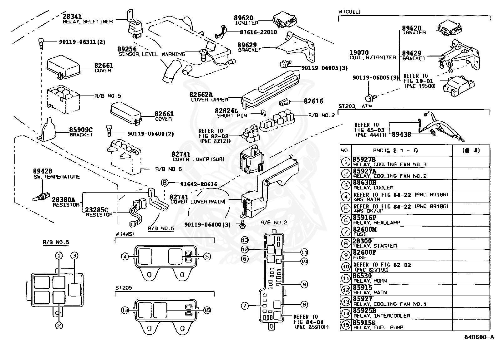 89621 26010 Toyota Igniter Assy Nengun Performance