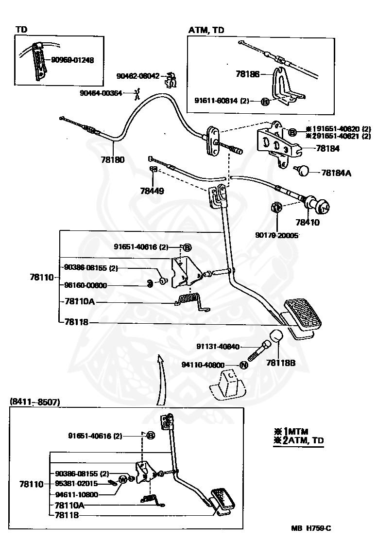 Car Truck Full Set Gaskets 1hz Diesel Engine Full Gasket Set Kit For Toyota Coaster Td Landcruiser Td Coast Stalden Com Br