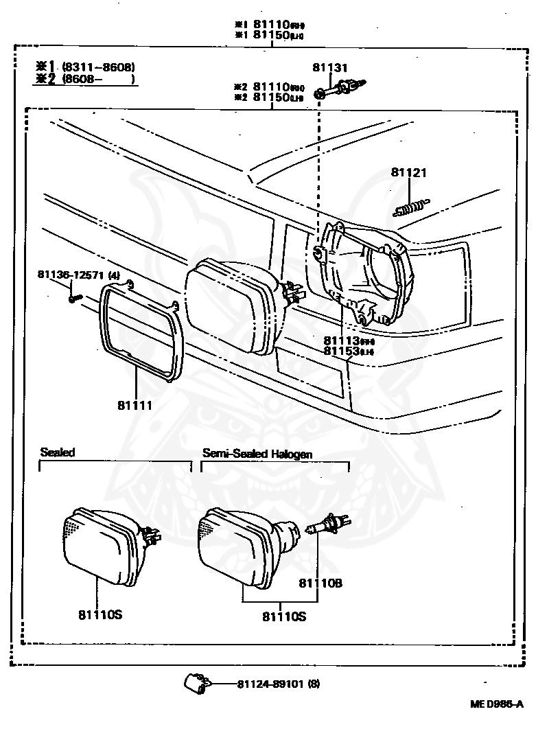 Kool Vue Power Mirror For 2013-2014 Subaru XV Crosstrek Passenger Side Heated