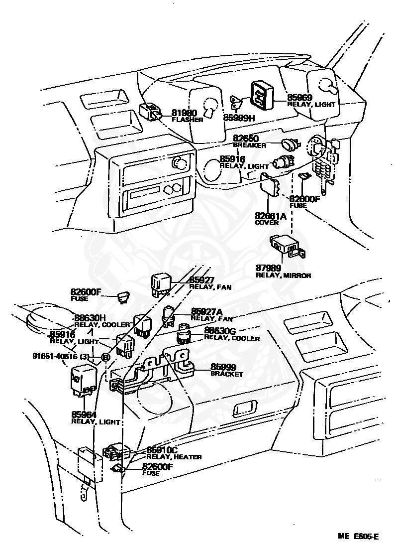 File  1989 Toyotum Celica Fuse Box