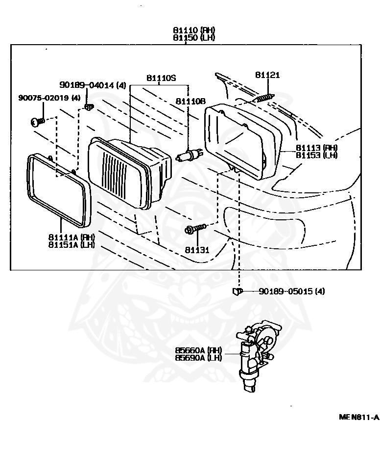 1993 Toyotum Celica Engine Diagram