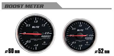 Blitz - Racing Meter SD - Boost