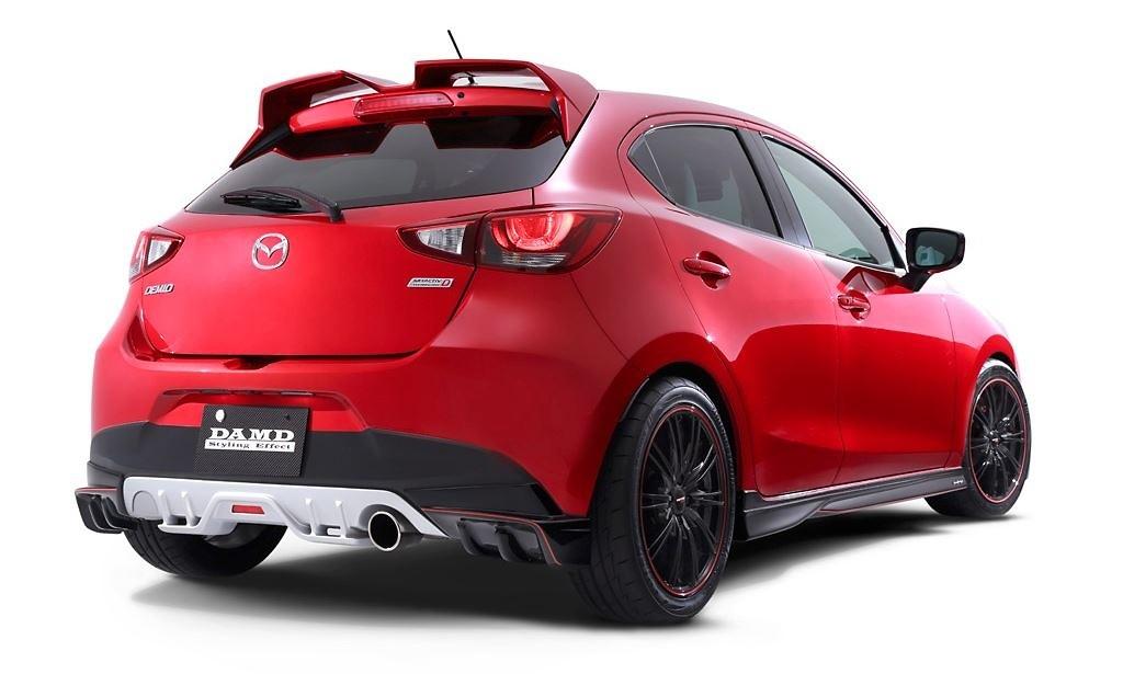 DAMD - Mazda Demio Aero Kit