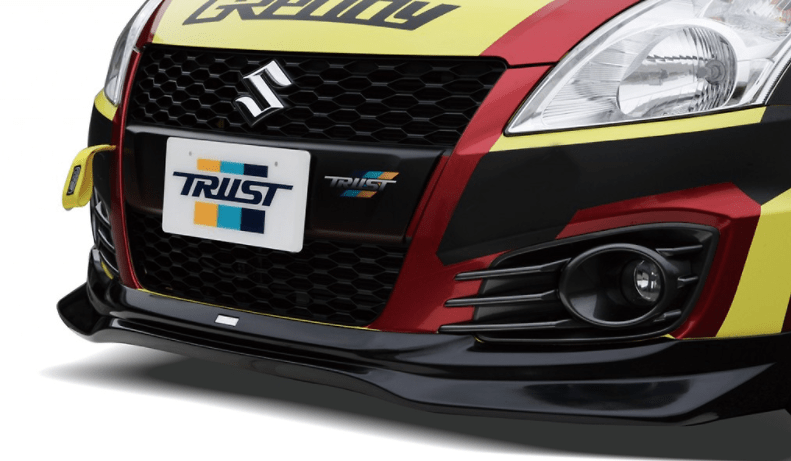 Greddy Front Lip for Swift Sport (ZC32S)