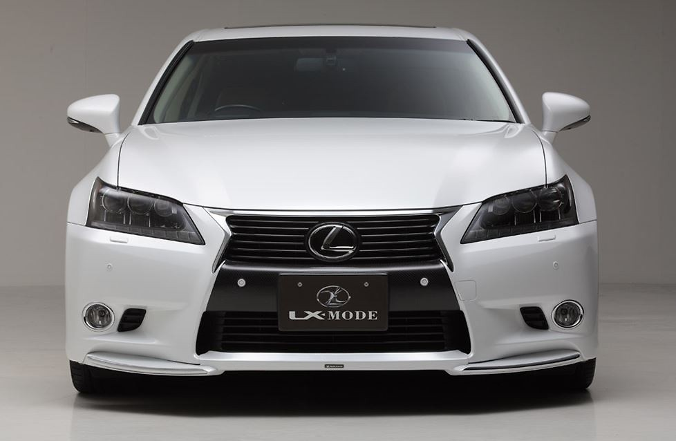 LX-Mode Lexus GS Lineup