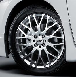 Mugen - Aluminum Wheel XJ - Spark Silver