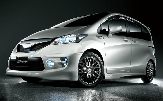 MUGEN Honda Freed Hybrid