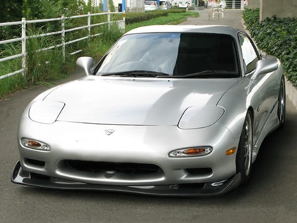 URAS - GT Lip - Mazda FD3S RX-7 - Nengun Performance
