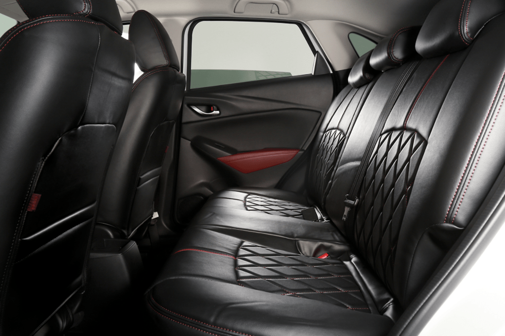damd premium fit seat covers for the mazda cx 3 nengun performance. Black Bedroom Furniture Sets. Home Design Ideas
