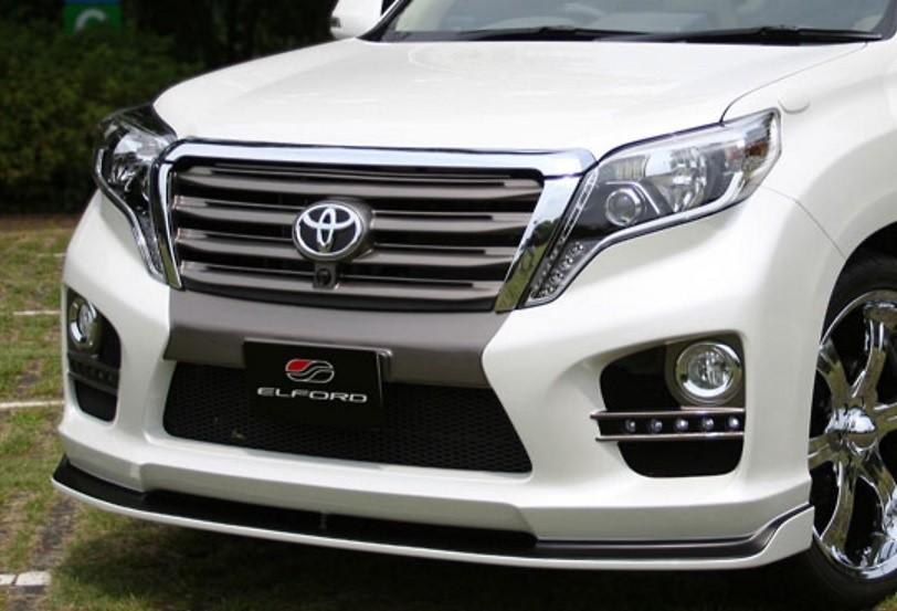 Elford - Toyota Lancruiser Prado 150 Body Kit