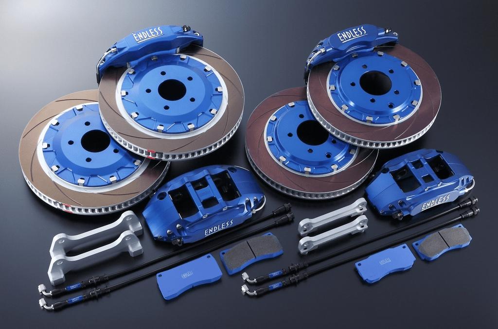 Endless - M4 & S2 Brake Upgrade Kit