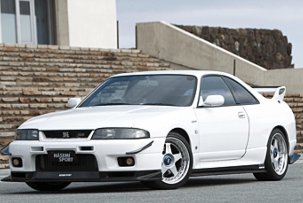 Hasemi Motor Sport - Aero Parts - R33 GTR