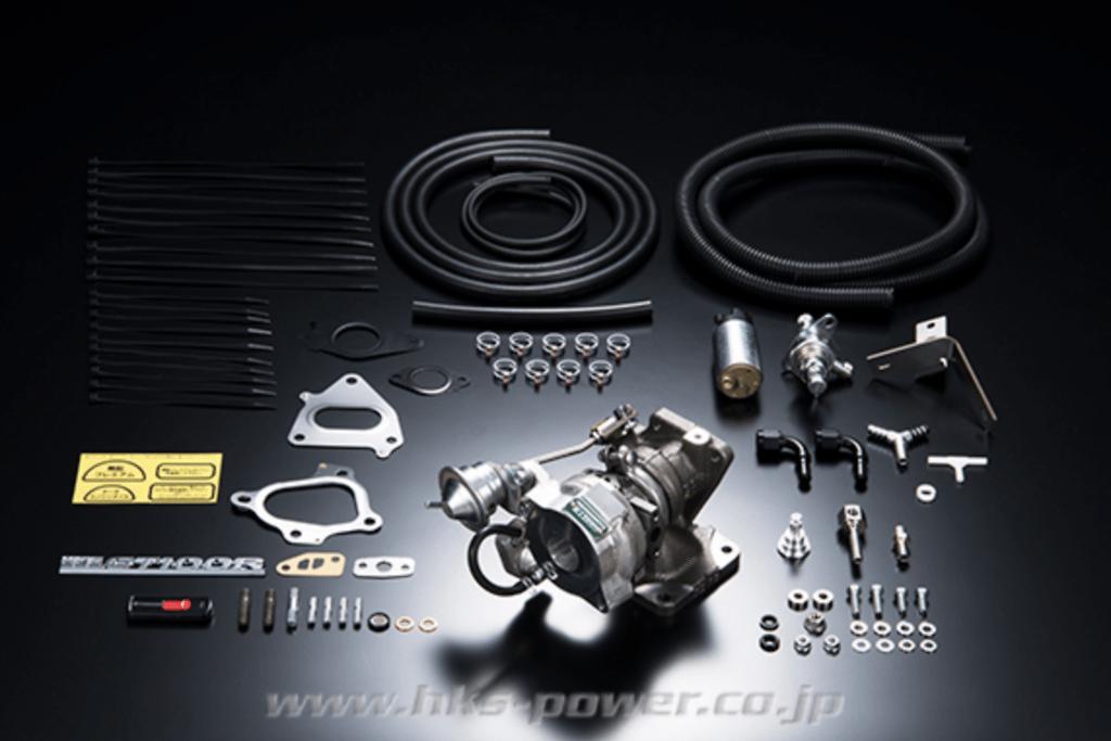 HKS - GT100R Package