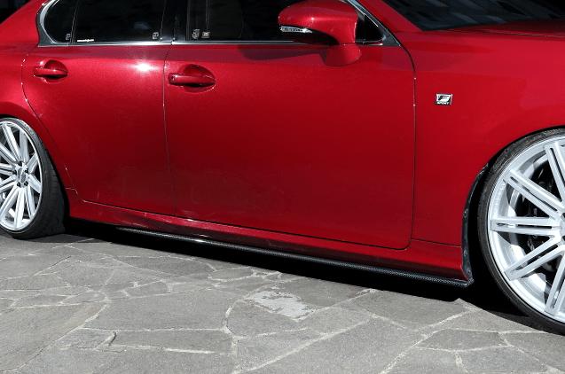 Lexon - Side Splitters for Lexus GS F-Sport