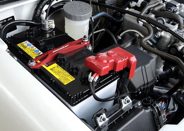 Monster Battery Bracket