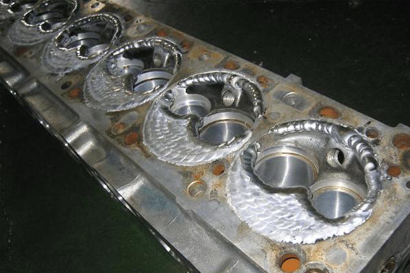 NAPREC - Cylinder Head Surface Grinding