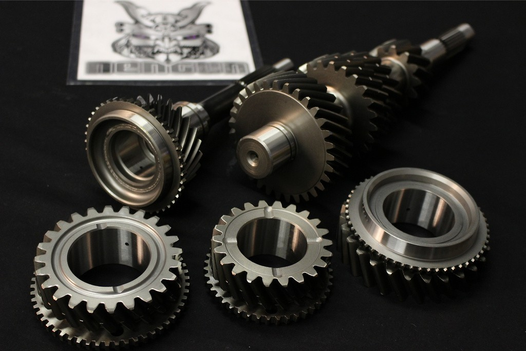 OS Giken - Close Gear Set - Overhaul and Option Parts