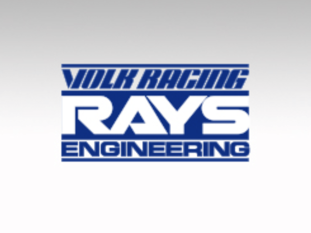 RAYS - RAYS ENGINEERING Sticker