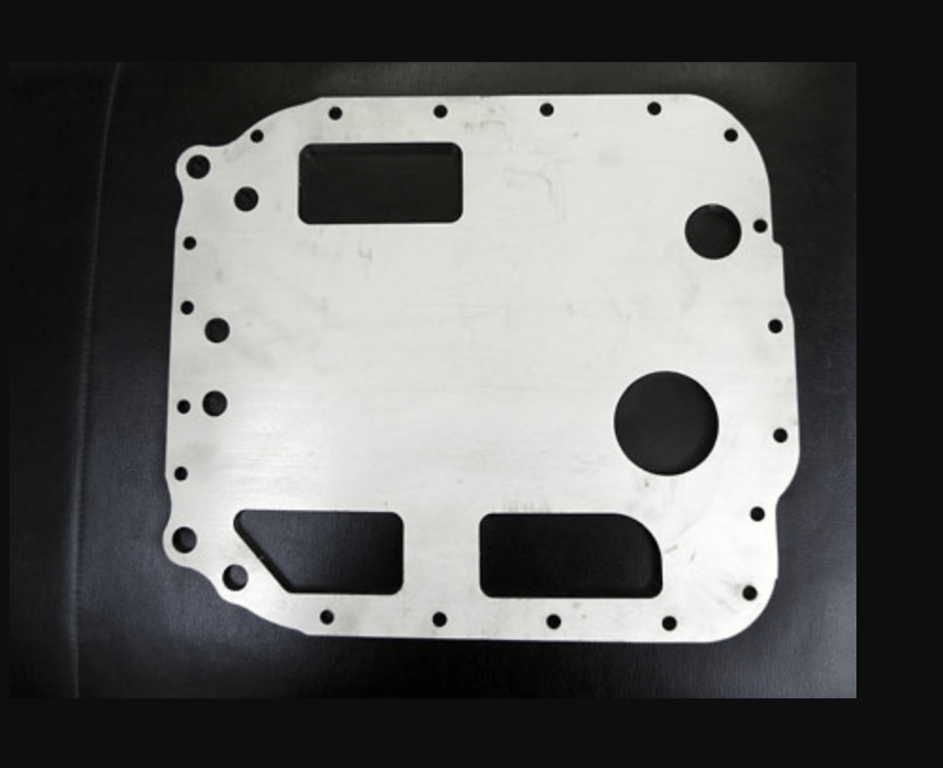 RE-Wing - Baffle Plate