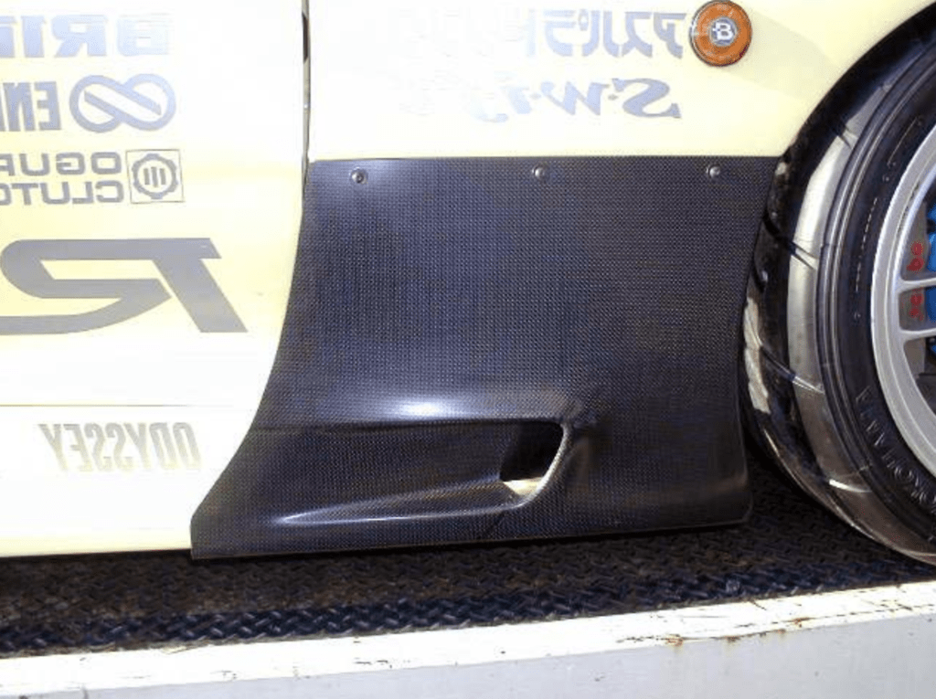 RE Amemiya - Fender Diffuser for GT-AD Kit