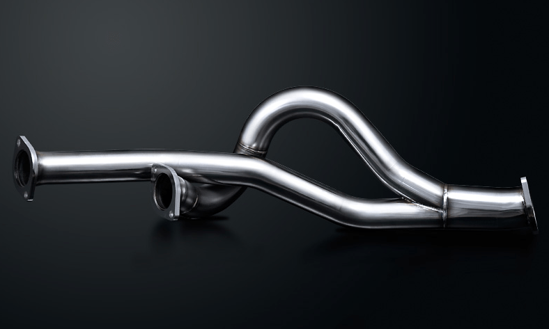 Reimax ALL Stainless Steel 65mm Front Pipe for the Skyline GT-R
