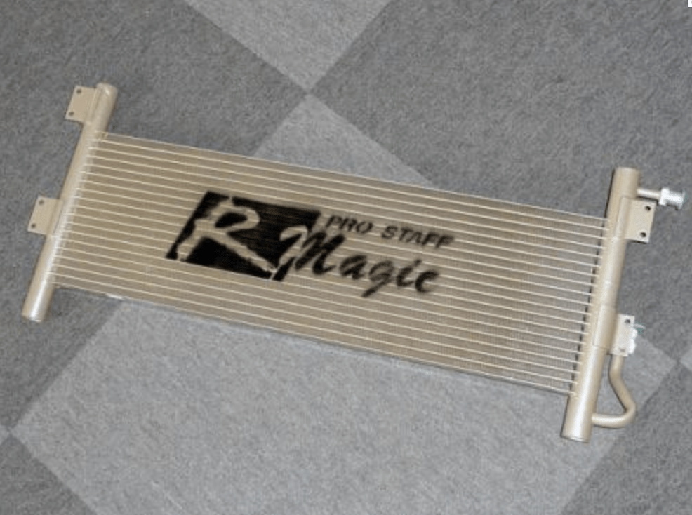R Magic - Cooling AC Condenser
