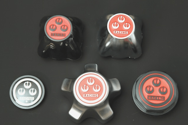 RS Watanabe - Centre Caps