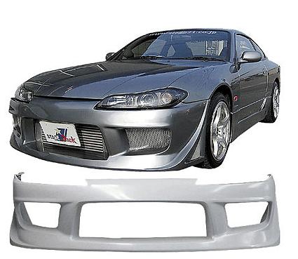 Stage21 Silvia S15 Aero Front Bumper Spoiler