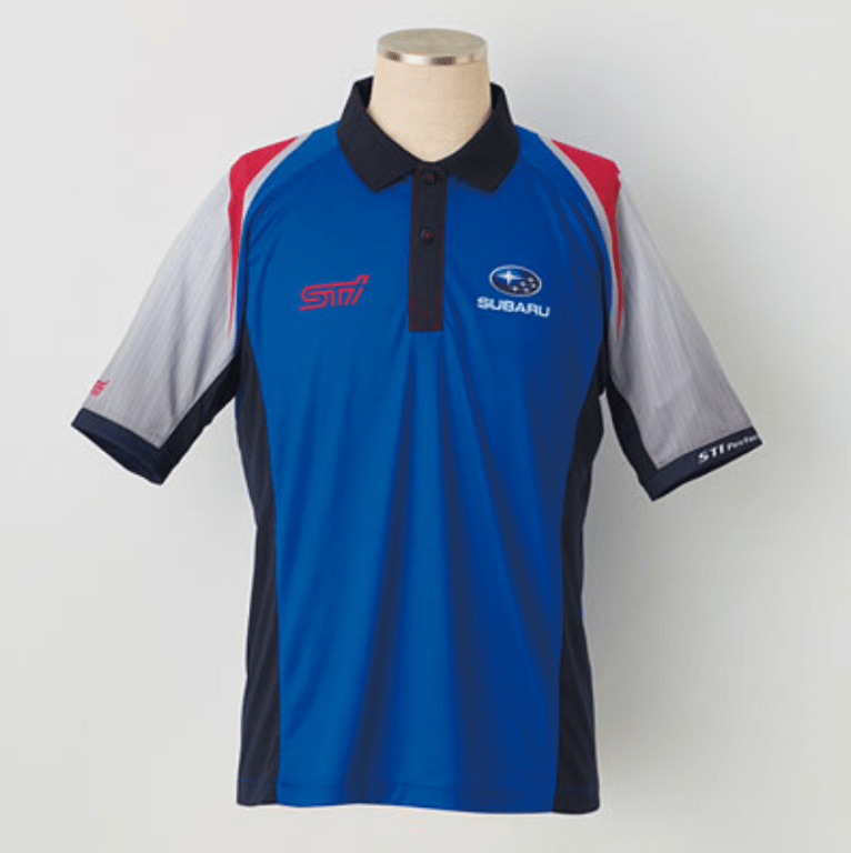 STI - Team Polo Shirt