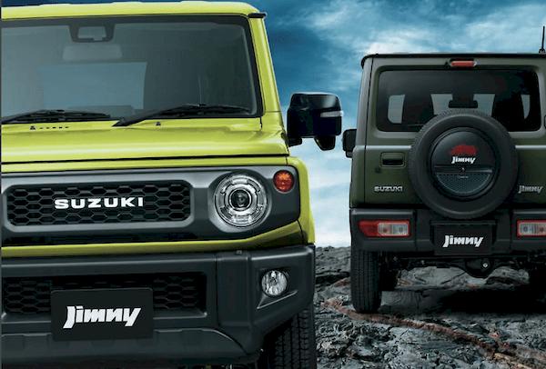 Suzuki - Genuine Suzuki Jimny Accessories