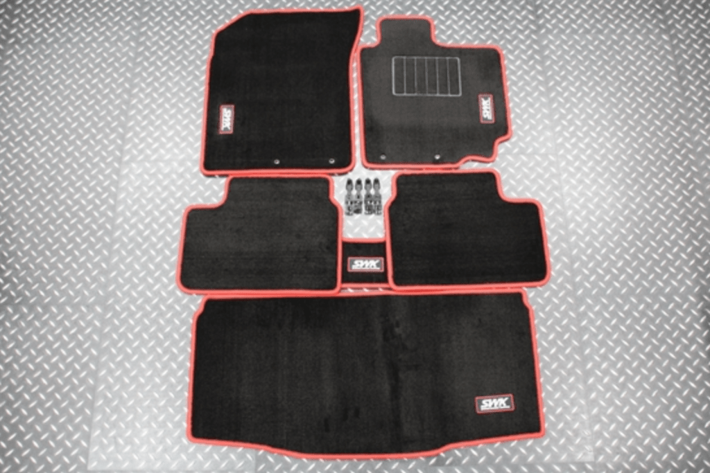 Suzuki Works Kurume - Swift Floor Mat Set
