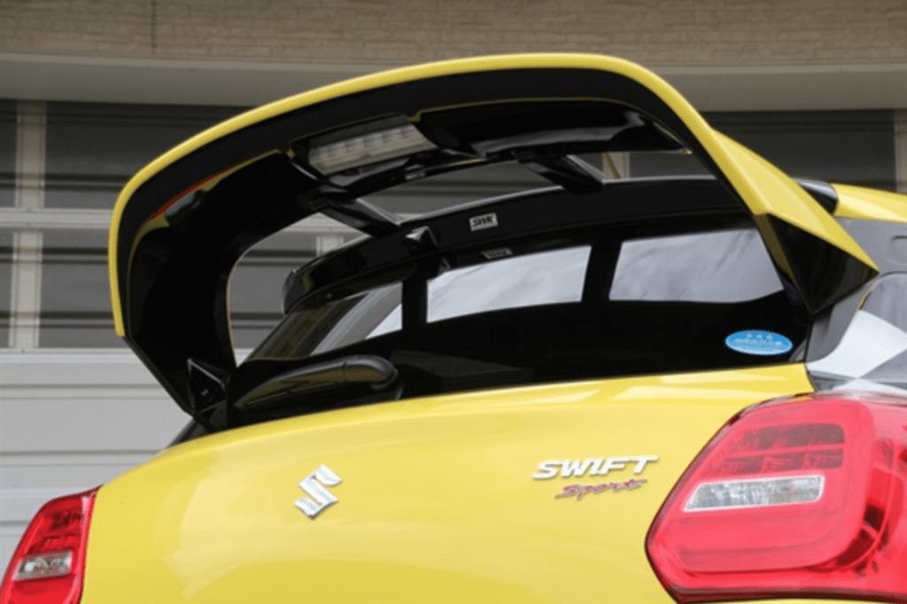 Suzuki Works Kurume - Swift WR Wing