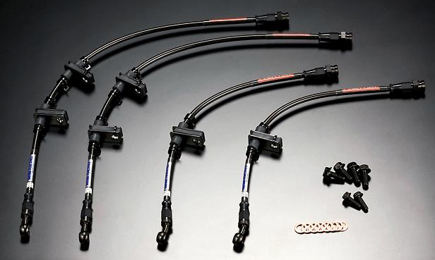 TODA FIGHTEX Brake Line System