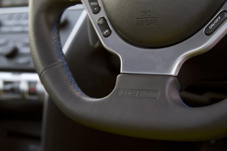 Carbon Steering Wheel - Nissan - GTR - R35