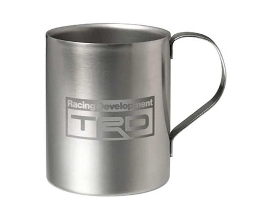 TRD - Stainless Double Mug