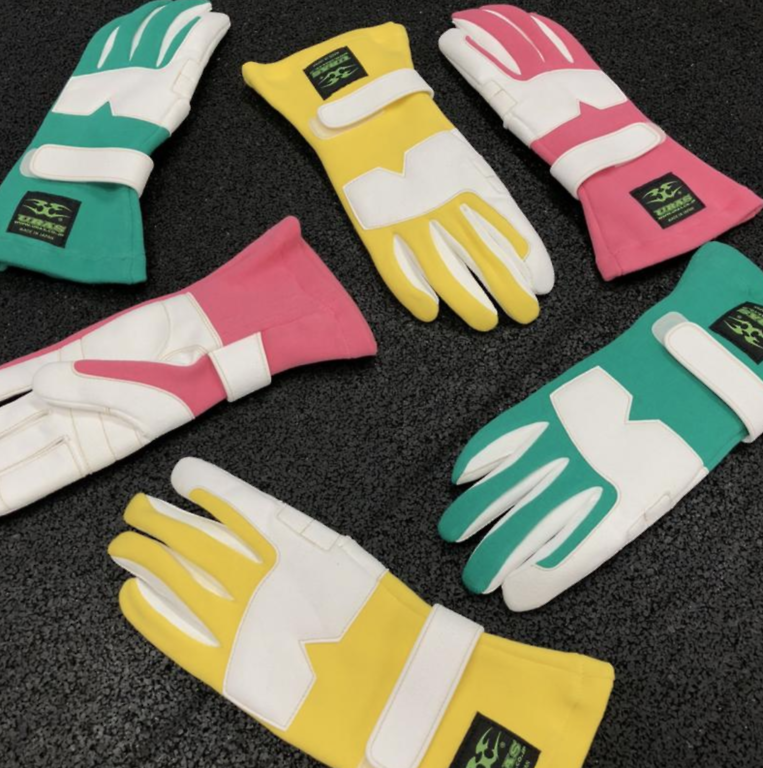 URAS - Racing Gloves