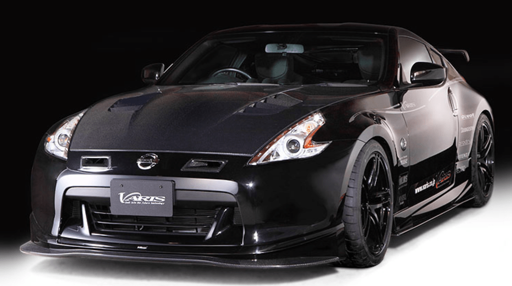 Varis - Z34 NISSAN 370Z Aero Kit