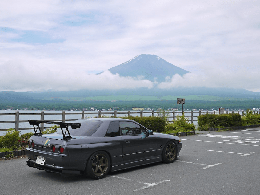 Nengun R32 with Voltex GT Wing Type 2