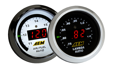 AEM Electronics Digital Wideband UEGO AFR Gauge