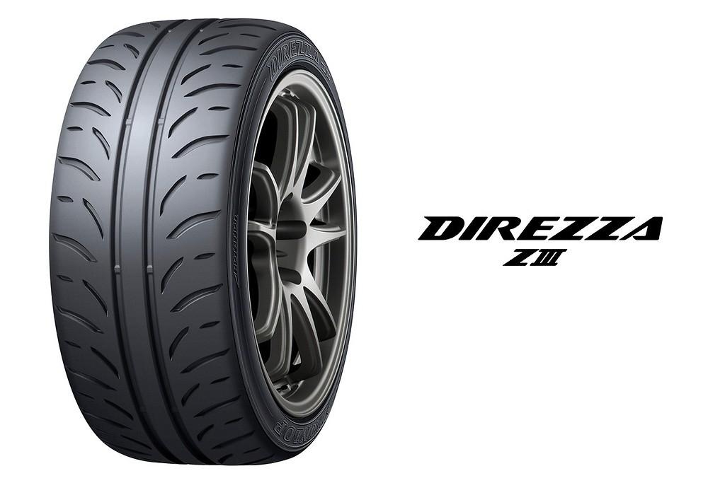 Dunlop - DIREZZA ZIII Tires