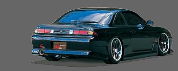 GP Sports - G-Four Aero Parts for S14