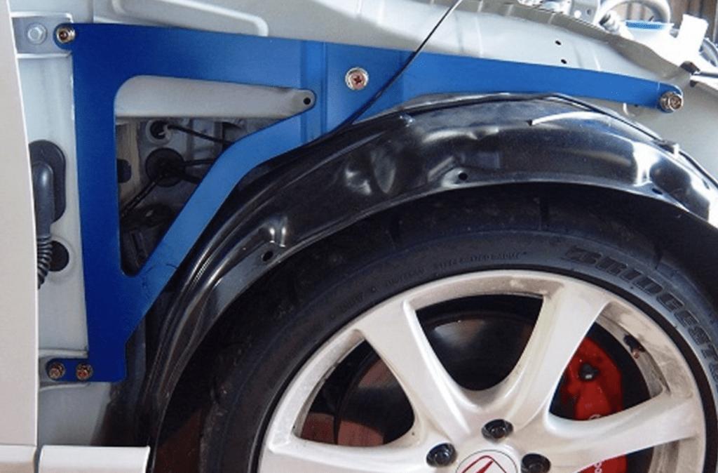 J's Racing - Side Inner Brace