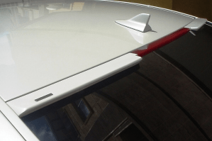 Rear Roof Wing - 2 Piece