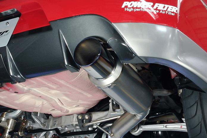 Monster Sport - Titanium Muffler 707Ti2