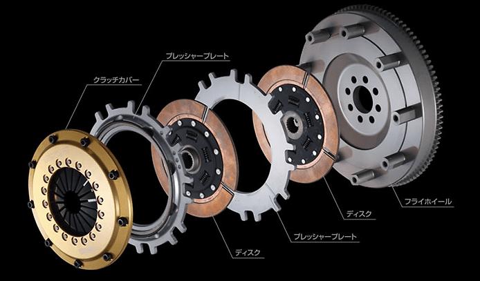 ORC - Replacement Parts - SE Clutch