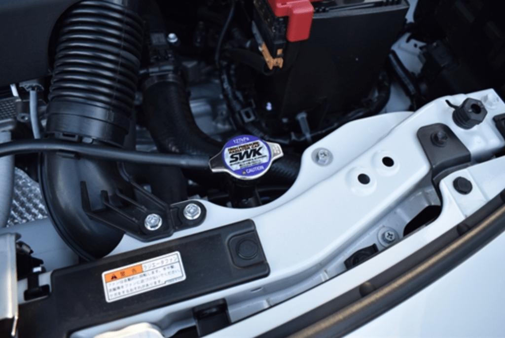 Suzuki Works Kurume - High Pressure Radiator Cap