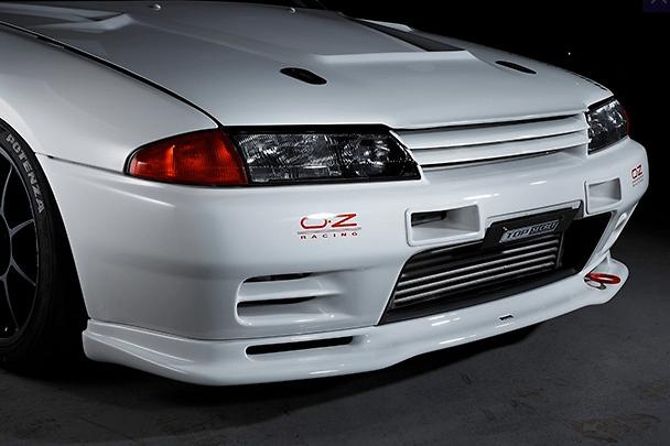 Top Secret - Front Lip Spoiler - Skyline GTR BNR32