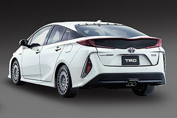TRD - Aero Parts for Prius PHV