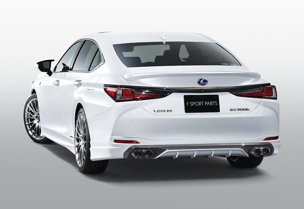 TRD - Lexus ES F-Sport Parts