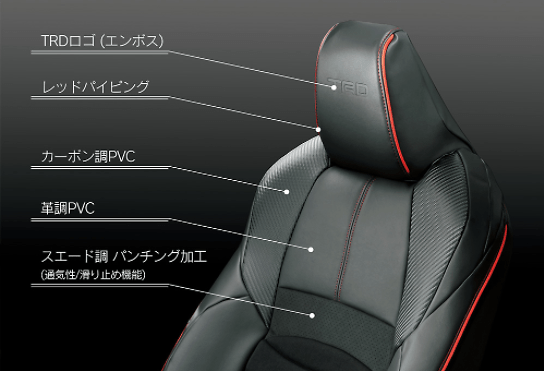 514 Sports Seat Covers